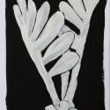 18 Black-White Organic Form 1