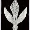 29 Black-White Organic Form 12